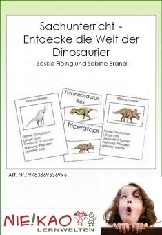 Sachunterricht - Entdecke die Welt der Dinosaurier
