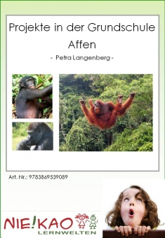 Projekte in der Grundschule - Affen
