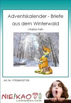 Adventskalender - Briefe aus dem Winterwald