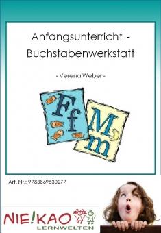 Anfangsunterricht - Buchstabenwerkstatt