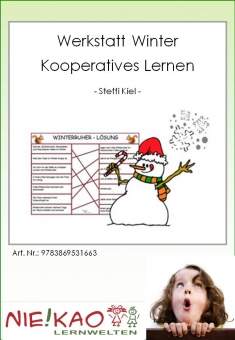 "Werkstatt - ""Winter"" - Kooperatives Lernen download"