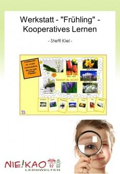 """Werkstatt - """"Frühling"""" - Kooperatives Lernen"""