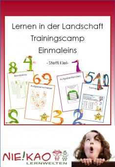 Lernen in der Landschaft - Trainingscamp Einmaleins