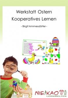 Werkstatt Ostern - kooperatives Lernen