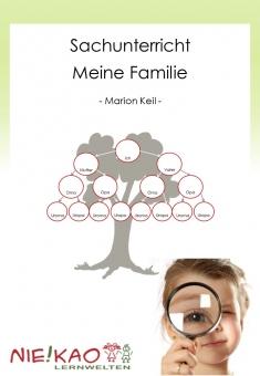 Sachunterricht - Meine Familie
