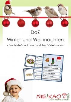 DaZ - Winter und Weihnachten