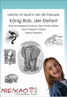 Lektüre mit Spaß - Bob der Elefant