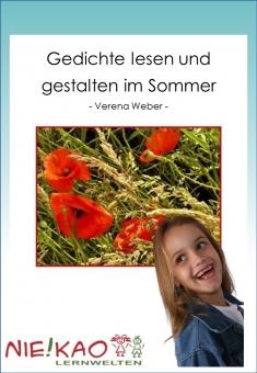 Gedichte lesen und gestalten im Sommer