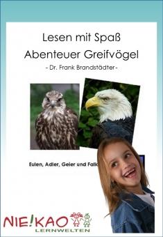 Lesen mit Spaß - Abenteuer Greifvögel