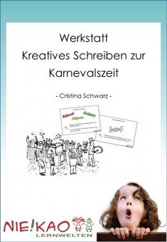 Werkstatt - Kreatives Schreiben zur Karnevalszeit