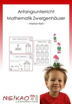 Anfangsunterricht Mathematik - Zwergenhäuser
