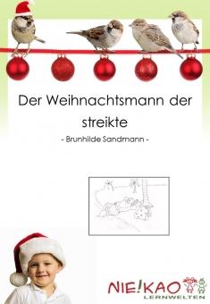 Der Weihnachtsmann, der streikte