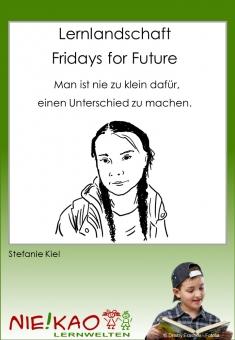 Fridays for Future - eine Lernlandschaft für Klasse 4