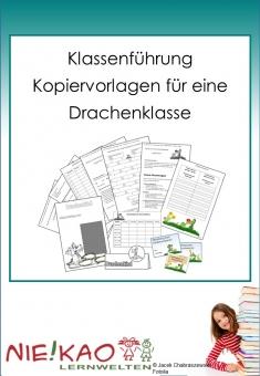 Klassenführung Kopiervorlagen Drachenklasse