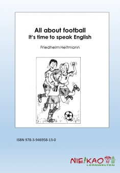 All about football - It's time to speak English!