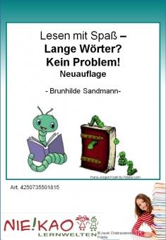 Lesen mit Spaß - Lange Wörter? Kein Problem!