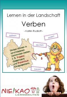 Lernen in der Landschaft - Verben download