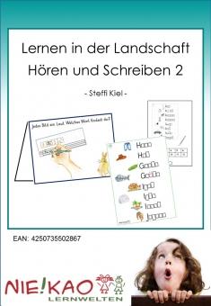 Lernen in der Landschaft - Hören und Schreiben 2 download
