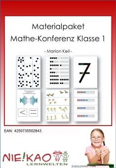 Materialpaket Mathe-Konferenz Klasse 1