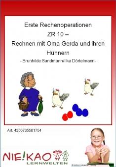 Rechnen mit Oma Gerda und ihren Hühnern