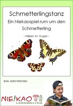 Schmetterlingstanz - Ein Niekaospiel rund um den Schmetterling