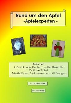 Rund um den Apfel - Apfelexperten - Buch