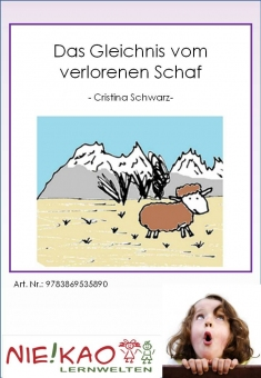 Das Gleichnis vom verlorenen Schaf Einzel-CD