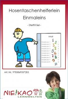 Hosentaschenhelferlein Einmaleins Einzel-CD