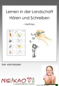 Lernen in der Landschaft - Hören und Schreiben 1 download
