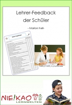 Lehrer-Feedback der Schüler