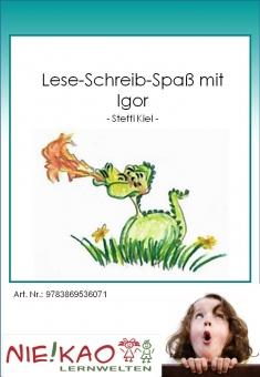 Lese-Schreib-Spaß mit Igor