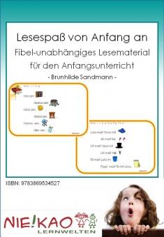 Lesespaß von Anfang an - Fibel-unabhängiges Lesematerial