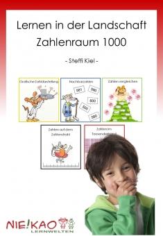 Lernen in der Landschaft - Zahlenraum 1000