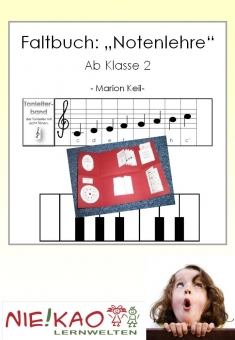 "Faltbuch: ""Notenlehre"" ab Klasse 2  download"