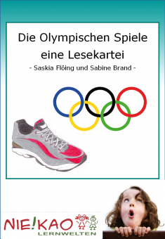 Die Olympischen Spiele - eine Lesekartei