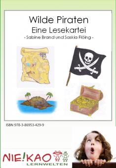 Wilde Piraten - eine Lesekartei Einzel-CD