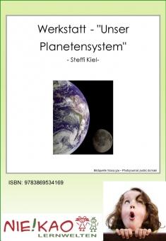 "Werkstatt - ""Unser Planetensystem"""