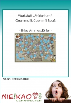 """Werkstatt - """"Präteritum"""" - Grammatik lernen mit Spaß"""