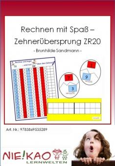 Rechnen mit Spaß - Zehnerübersprung ZR20