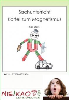Sachunterricht - Kartei zum Magnetismus