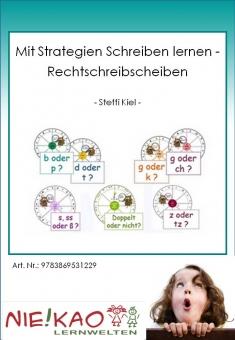 Mit Strategien Schreiben lernen - Rechtschreibscheiben Einzel-CD