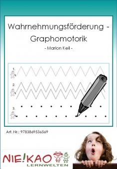 Wahrnehmungsförderung - Graphomotorik Einzel-CD
