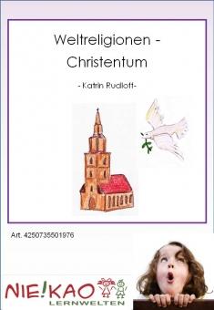 Werkstattunterricht Religion Weltreligionen - Christentum download