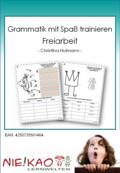 Grammatik mit Spaß trainieren - Freiarbeit