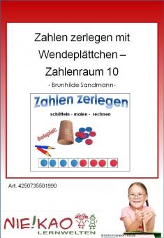 Zahlen zerlegen mit Wendeplättchen Zahlenraum 10 download