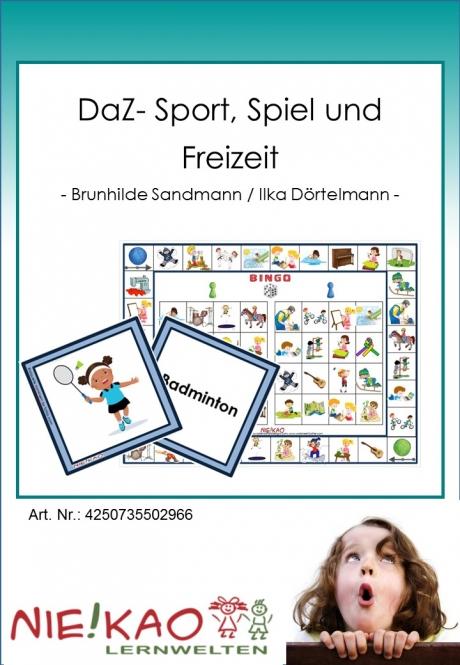 DaZ- Sport, Spiel und Freizeit