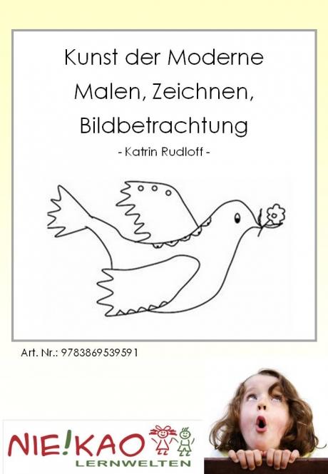 Unterrichtsmaterial bungsbl tter f r die grundschule for Kunst der moderne