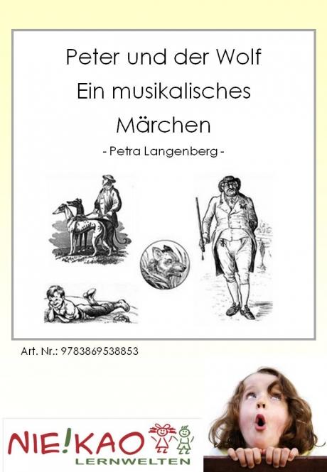 Peter und der Wolf - Ein musikalisches Märchen Einzel-CD