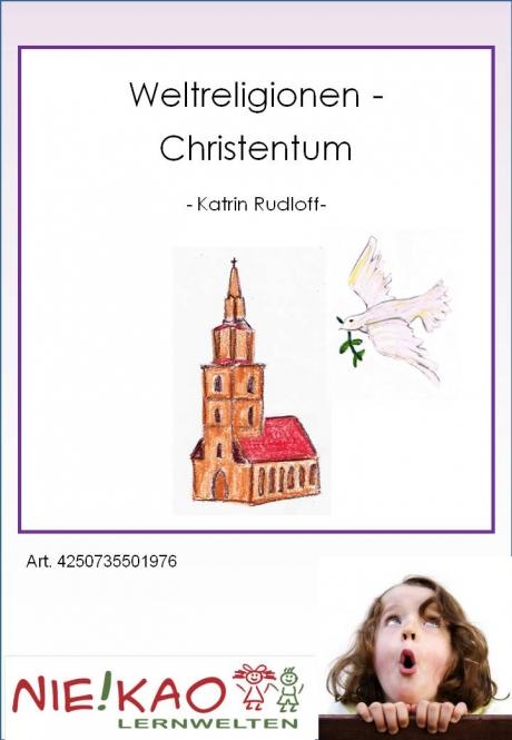 Werkstattunterricht Religion Weltreligionen - Christentum