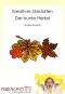 Kreatives Gestalten - Der bunte Herbst